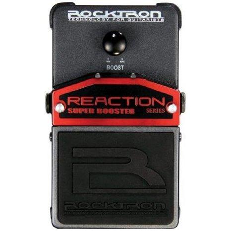 【 並行輸入品 】 Rocktron (ロックトロン) Reaction Super Booster エフェクトペダル   B00JEF86YE