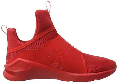 Puma Fierce Core Men's, Zapatillas Deportivas para Interior para Hombre Rojo (High Risk Red-high Risk Red 03)