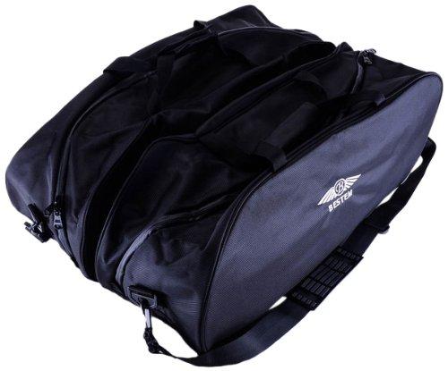 Bestem LGYA-VNTUR-SDL Black Tour Saddlebag Liners for Yamaha Royal Star Venture, ()