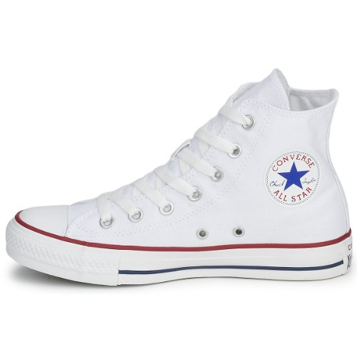 Samtala Unisex Kastar Taylor All Star Hi Oxfords Optiskt Vitmedel 4,5 D (m) Oss