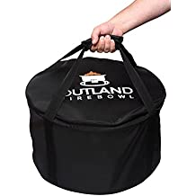 Outland Firebowl Weather Resistant 760 Standard Carry Bag, Fits 19-Inch Diameter Portable Propane Gas Fire Pit