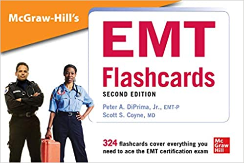 McGraw-Hill's EMT Flashcards, Second Edition - Original PDF