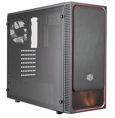 Gabinete Masterbox E500L, Cooler Master, Mcb-E500L-Ka5N-S01, Vermelho