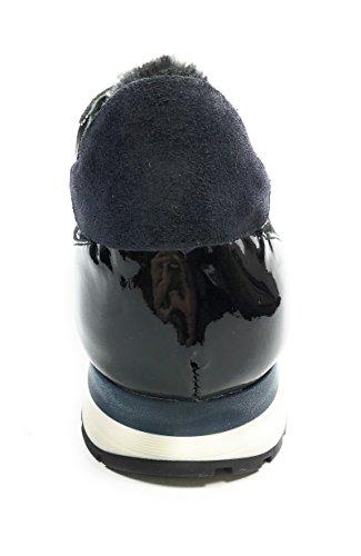 Femme Dorking Bleu Amovible 7213 catr3 Mode Baskets Semelle Non fII8W
