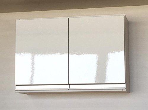 プレミアム吊戸棚 横型 幅60S(奥行22) ホワイト色 B01M5DBO8J