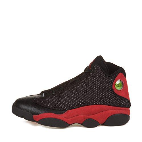 Mens Nike Air Jordan Retro 13 BRED