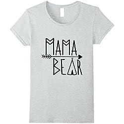 Women's Papa Mama Bear Shirt