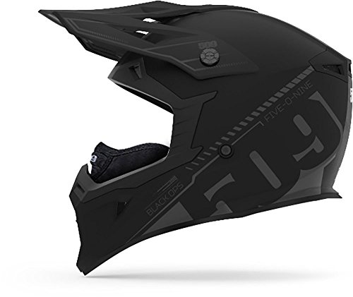 509 Tactical Helmet - Black Ops - MD by 509
