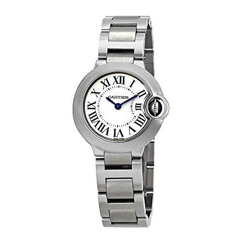 Cartier Swiss Replica Watches - Cartier Women's W69010Z4 Ballon Bleu Stainless Steel Dress Watch
