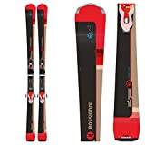 Rossignol Famous 6 Womens Skis with Xpress 11 Bindings