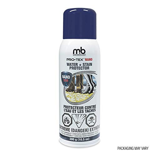 (Moneysworth & Best Pro-Tex Nano Water & Stain Protector Spray)