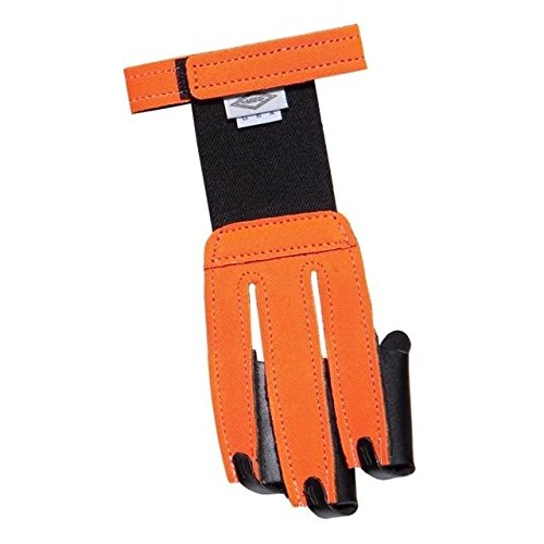 Neet 60041 FG-2N Gloves, Small, Neon Orange by Neet (Image #1)