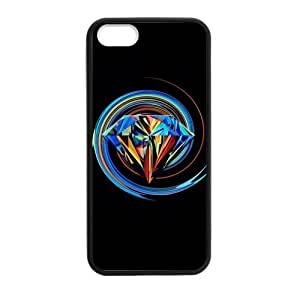diy zhengDIY Design Cute Diamond Quotes-Protective TPU Cover Case for iphone 5/5s// (Laser Technology)case Perfect as Christmas gift05