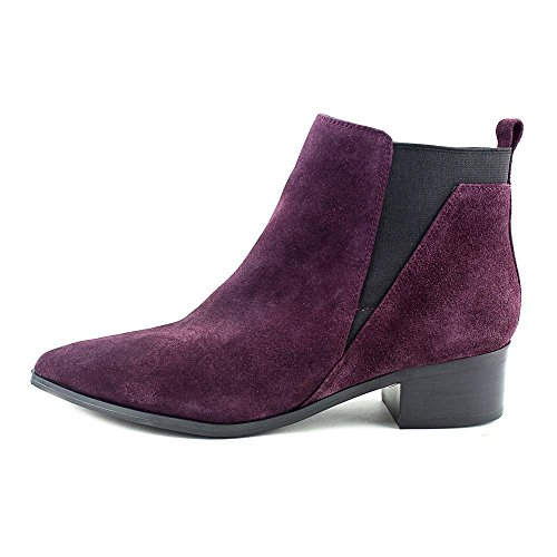 Chelsea Boots Ankle Marc Purple Pointed Womens Toe Ignite Fisher Suede 8x8nHvqZO