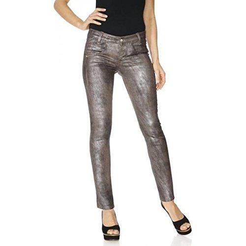 RICK bronze Femme CARDONA Skinny Jeans Marron vrqx1vRS