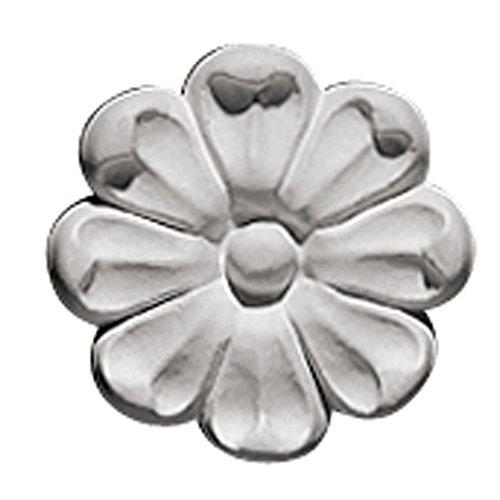 - 3 1/8 Inch Rose Rosette or Ceiling Medallion Center Filler Arstyl R17 by NMC