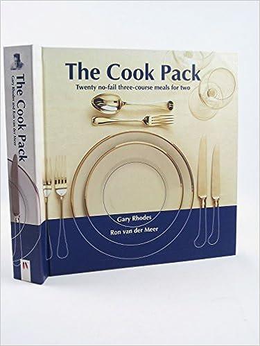 The Cook Pack: Amazon.es: Rhodes, Gary, Meer, Ron Van Der ...