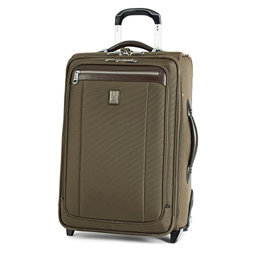 Travelpro PlatinumMagna2 Carry-On Expandable Rollaboard Suiter Suitcase, 22-in.