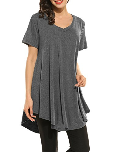 HOTOUCH Womens V Neck Sleeve Casual product image