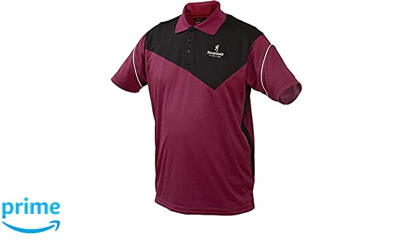 Browning XXL Dry Fit Polo,: Amazon.es: Deportes y aire libre