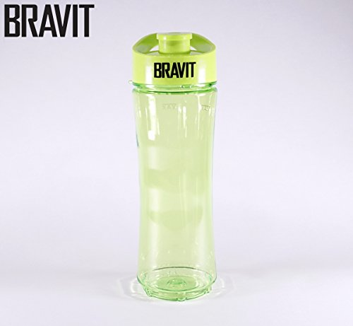 BRAVIT Personal Sports Bottle, Smoothie, Shake Maker with Travel Lead for BRAVIT Personal Sports Blender