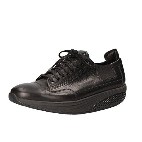 MBT Sneakers Hombre 7 UK / 41 EU Negro Cuero