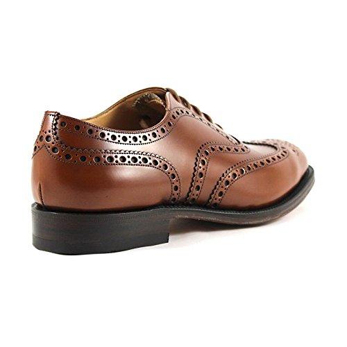 Churchs Zapato de Cordones Burwood Sandalwood