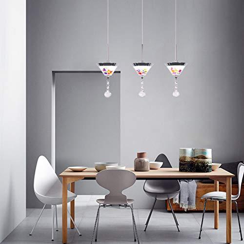 Kitchen Pendant Light Height in US - 6