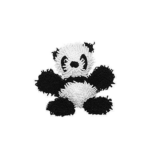 Mighty Jr Micro Ball Panda - Dog Panda Toy