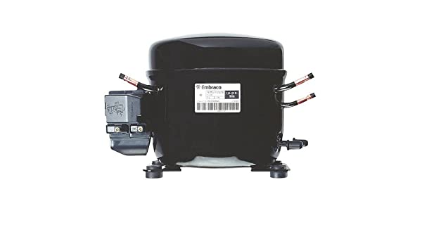 amazon com: embraco ff11 5bk replacement refrigeration compressor 1/4 hp  r-12 r12: industrial & scientific