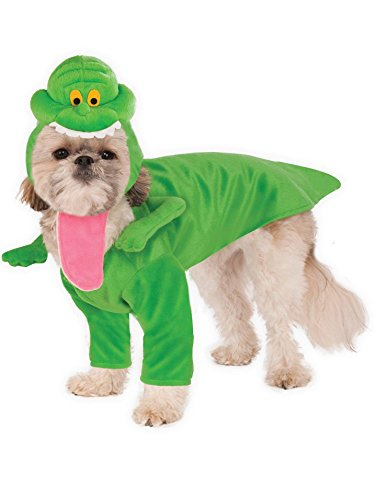 Ghostbusters Slimer Dog Costume, X-Large ()