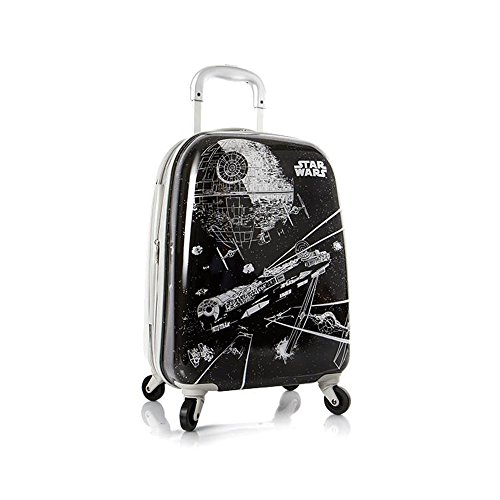 Star Wars Tween Spinner Kids Hard Side Carry-on Luggage - 21 Inch by Heys