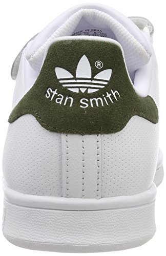Smith 0 Blanco Hombre Footwear Night adidas Tenis Stan Cargo Footwear de White White Zapatillas CF para 5npn80xZ