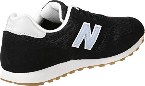 Nero Sneaker Uomo New 373 Balance gH0qUw1IS