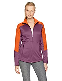 Spyder Women's Bandita Full Zip Light Weight Stryke Jacket
