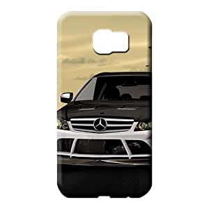 samsung galaxy s6 edge Excellent Fitted Unique Protective mobile phone carrying shells Aston martin Luxury car logo super