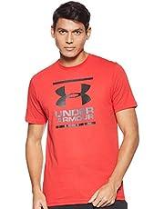 Under Armour GL Foundation T-shirt voor heren, ademend sportshirt, korte mouwen en comfortabel functioneel shirt met losse pasvorm