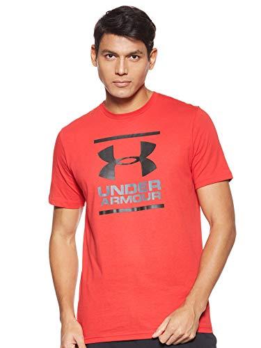 Under Armour Herren Ua Gl Foundation Short Sleeve Tee atmungsaktives Sportshirt, kurzärmliges und Komfortables Funktionsshirt mit Loser Passform