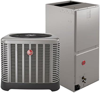 Amazon Com Rheem 2 5 Ton 14 Seer Ruud Heat Pump System Ac And Heat Rp1430aj1na Rh1t3617stanja Home Kitchen