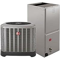 2.5 Ton 14 Seer Rheem / Ruud Heat Pump System RP1430AJ1NA - RH1T3617STANJA