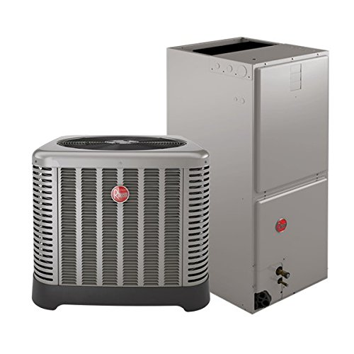 Rheem / Ruud 2.5 Ton 15.5 Seer Heat Pump System (AC and -