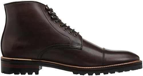 Rush by Gordon Rush Mens Sullivan Cap Toe Lace-up Engineer Boot Chestnut ND1t0Ywq