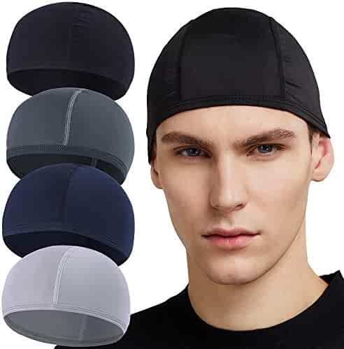 FORDSAN CP Proud Central Security Service Mens Beanie Cap Skull Cap Winter Warm Knitting Hats.