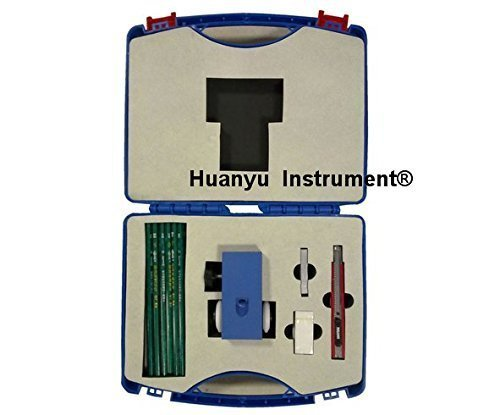 Portable Pencil Hardness Tester Meter Durometer Paint Film Scratch Tester 500g by Huanyu Instrument