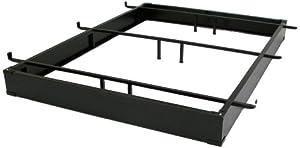 hollywood bed frames m666ek 6 inch high dynamic metal bed base