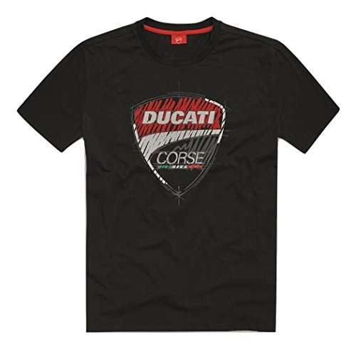 Ducati Corse '17 Graphic Sketch Short Sleeve