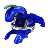 : Bakugan Booster Blue Chrome Evolved Delta Dragonoid LOOSE with a 450G