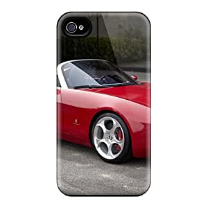 Premium EKt25604eiFD Cases With Scratch-resistant/ Pininfarina Alfa Romeo Cases Covers For Iphone 6