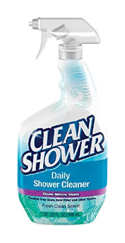 Clean Shower No Scent Basin Tub and Tile Cleaner 32 oz. Liquid