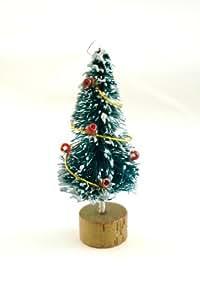 Amazon.com: Dollhouse MINI CHRISTMAS TREE: Toys & Games